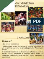 Danças Folclóricas SEMINARIO