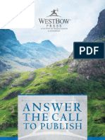 Answer the Call to Publish
