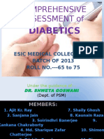 Comprehensive Diabetes