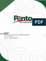 Discursiva - Técnico em Regulação - ANAC