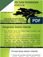 Perawatan Dan Perbaikan Sistem Hidrolik
