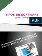 Tipos de Software