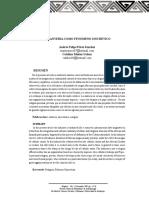 Andrés Pérez y Catalina Muñoz, La Santeria como fenómeno sincrético.pdf