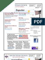 Newsletter Spring Summer 2010