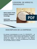 Comercializadora de Arroz El Graneadito