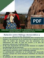 Desarrollo Humano, Diálogo Democrático y Consulta Previa 26915