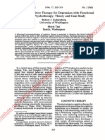 05 Improving cognitive therapy for depression with functional analytic psychotherapy Theory and case study.pdf