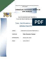 Informe Final 1 circuitos electrónicos I