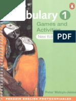 Actividades y juegos de Vocabulario.pdf