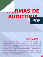 Auditoria y sus normas que forman importante de ella