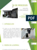 Gestión de Procesos - Hotel El Gran Marqués