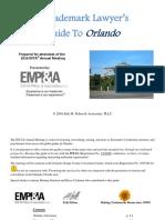 2016 Trademark Guide to Orlando