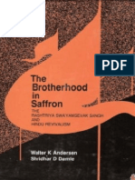 Andersen Et Damle_The Brotherhood in Saffron – The Rashtrya Svayamsevak Sangha & Hindu Revivalism (1987)