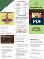 Shreemaya Krishandham Brochure