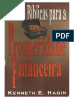 Chaves Bíblicas Para a Prosperidade Financeira - Kenneth Hagin