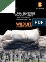 Fauna Silvestre de La Planta de Gas La V