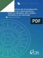 Perspectivas de La Producción Cafetelera en Centroamérica