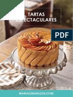 Tartas Espectaculares - Maria Lunarillos