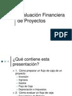 Evaluacion Financiera Del Proyecto II