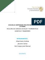 Proyecto Servientrega Del Cioppo Jacome Altamirano