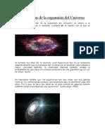 La Aceleración de La Expansión Del Universo