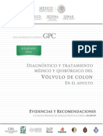 Guia de Practica Clinica Volvulo Sigmoides