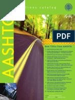 Aashto 2002 Summer Catalog
