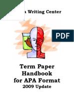 APA_Handbook_2009 imp.pdf
