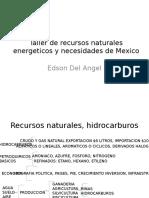 Taller Recursos Energeticos