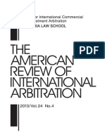 Obtaining and Submitting Evidence in International Arbitration in the US