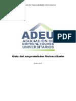 Guia Del Emprendedor Universitario