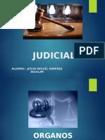Organos Jurisdiccionales