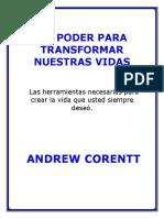 Corentt Andrew - El Poder Para Transformar Nuestras Vidas (1)