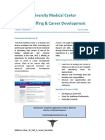 3D Career Newsletter