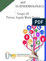Normatividad Colombiana aplicada a la Seguridad y Salud en el trabajo