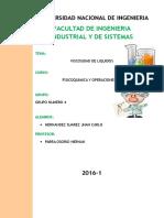 Laboratorio 3 - Fisicoquimica y Operaciones Unitarias - Grupo 4