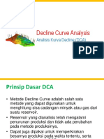 13. Decline Curve Analysis
