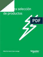Guía Para Selección de Productos