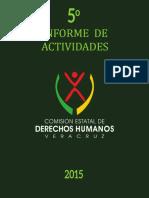 Informe_2015_final de La CEDU