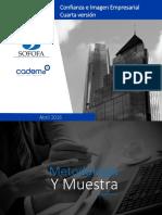 Confianza e Imagen de La Empresa Abril 2016_VF