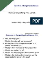 My CI Presentation20100511XP