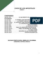 Los Hechos de Los Apostoles-II