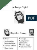 Sistem Peraga Digital