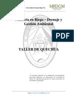 Texto Quechua