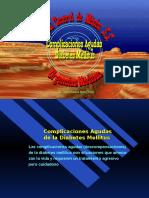 Gonzalez GuiaResidencias 1a Diapositivas Area 04 Complicaciones Agudas Diabetes Mellitus