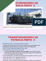 Transformadores de Potencia Parte II