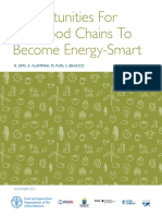 Opportunities for AgriFood Chains to Become Energy Smart 24Nov15