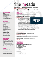 resume1 - updated