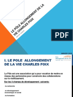 pole allongement de la vie charles foix