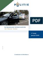 Dynamische Verkeerscontrole - blauwe boekje
